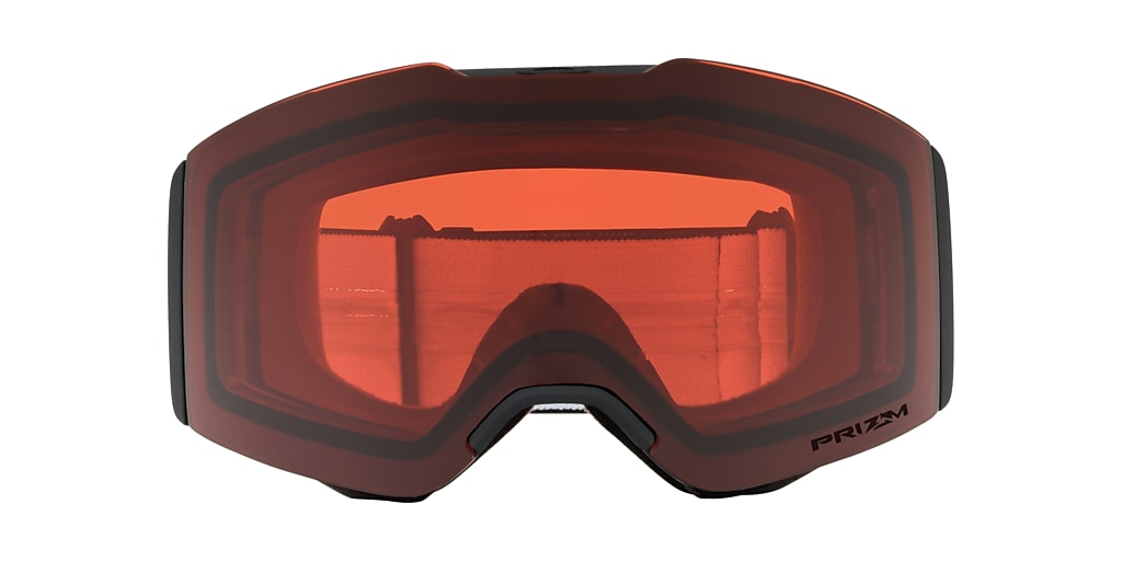 Black OO7085 Fall Line Snow Goggle Red  00