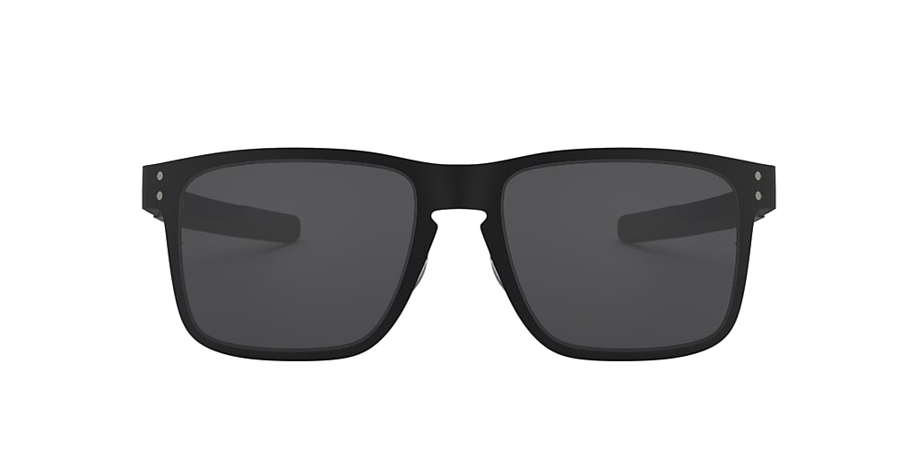 Black OO4123 Holbrook™ Metal Grey-Black  55