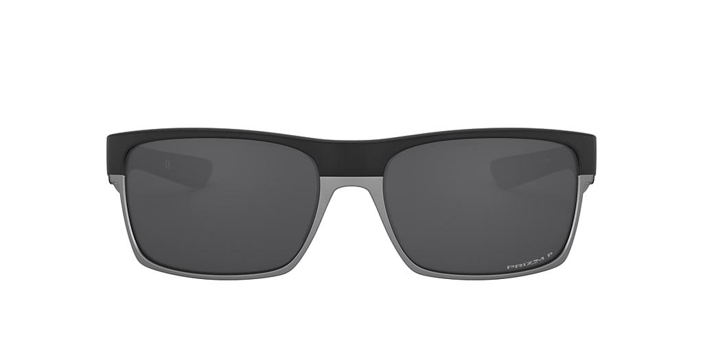 Black OO9189 TwoFace™ Grey-Black  60