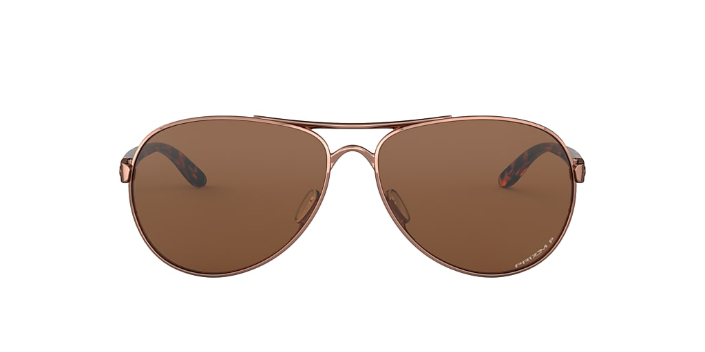 Rose Gold OO4079 Feedback™ Brown  59