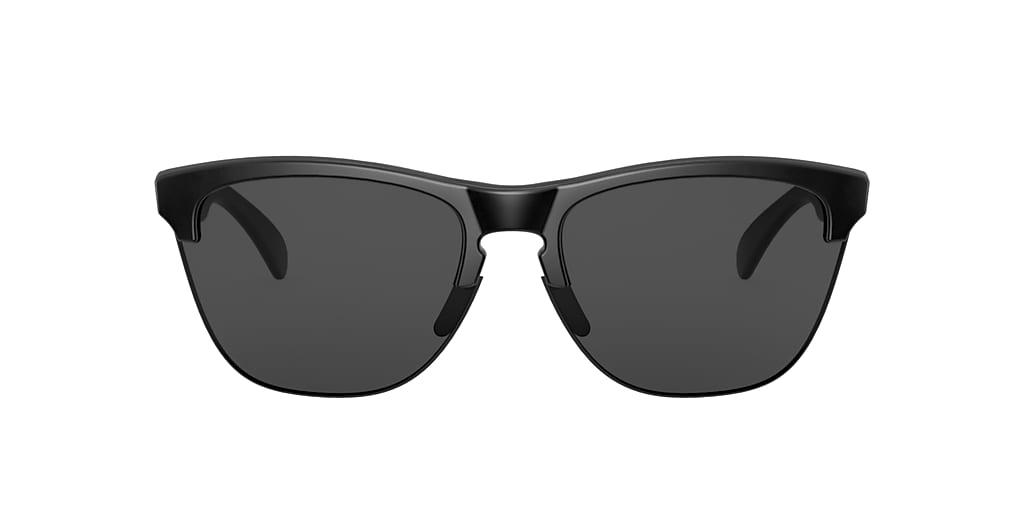 Black OO9374 Frogskins™ Lite Grey  63
