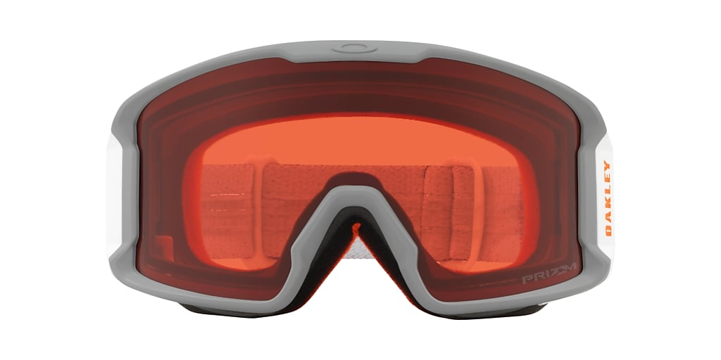 Grey OO7093 Line Miner™ XM Snow Goggle Red  00