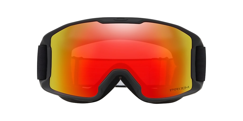 Negro OO7095 Line Miner™ Snow Goggle (Youth Fit) Rojo  00