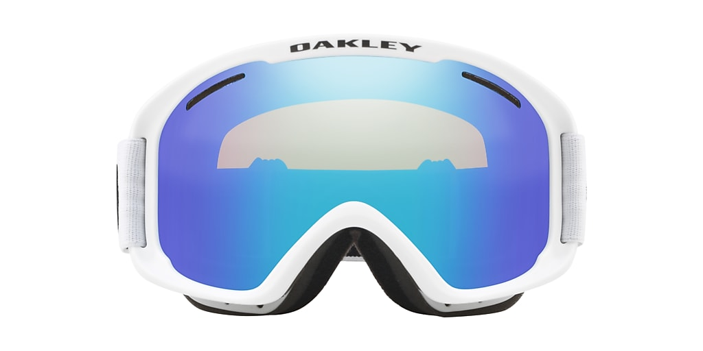 White OO7066 O Frame® 2.0 XM Snow Goggle Blue
