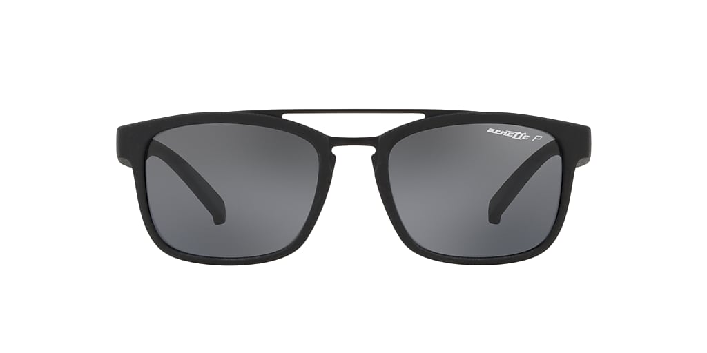 Black AN4248 Polarized Grey Gradient  54