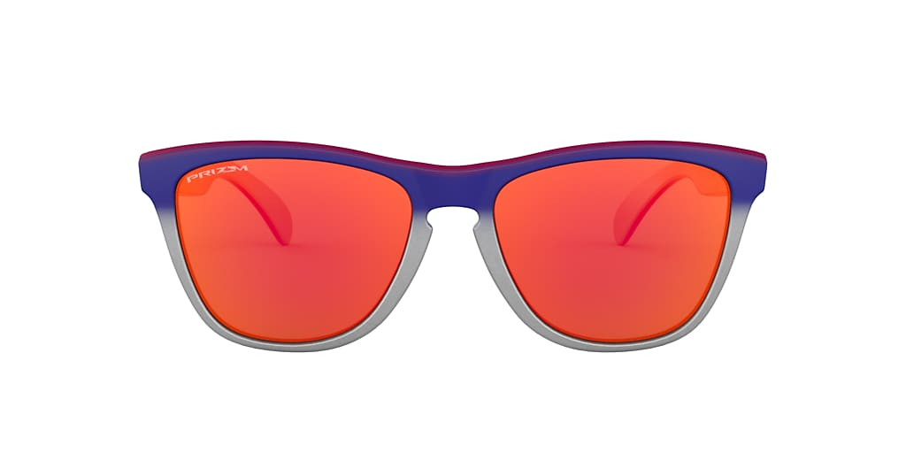 Silver OO9013 Frogskins™ Red  55