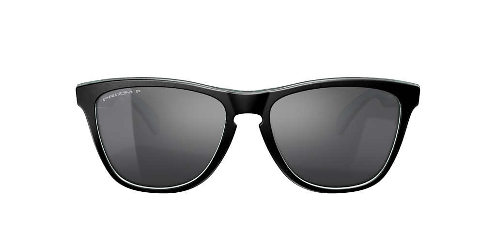 Blue OO9013 Frogskins™ Crystalline Collection Grey-Black  55