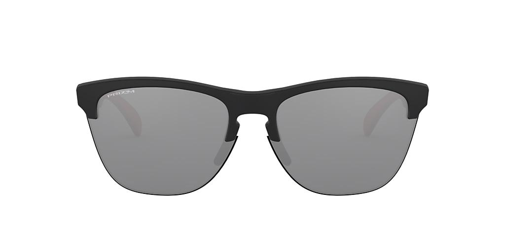 Black OO9374 Frogskins™ Lite Grey-Black  63