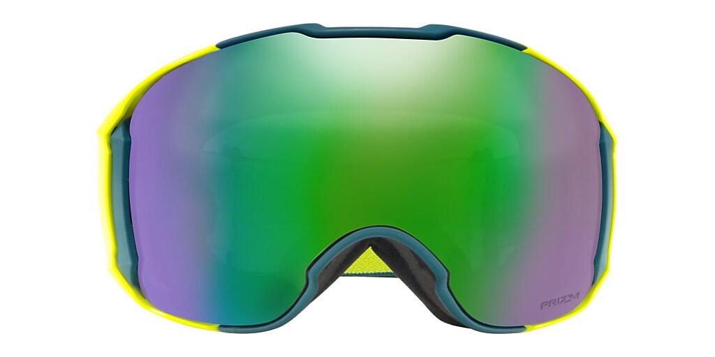 Blue OO7071 Airbrake® XL Snow Goggle Green