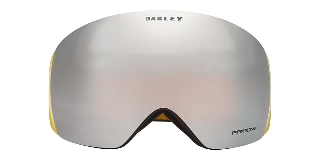 Silver OO7050 Flight Deck™ Snow Goggle Grey-Black