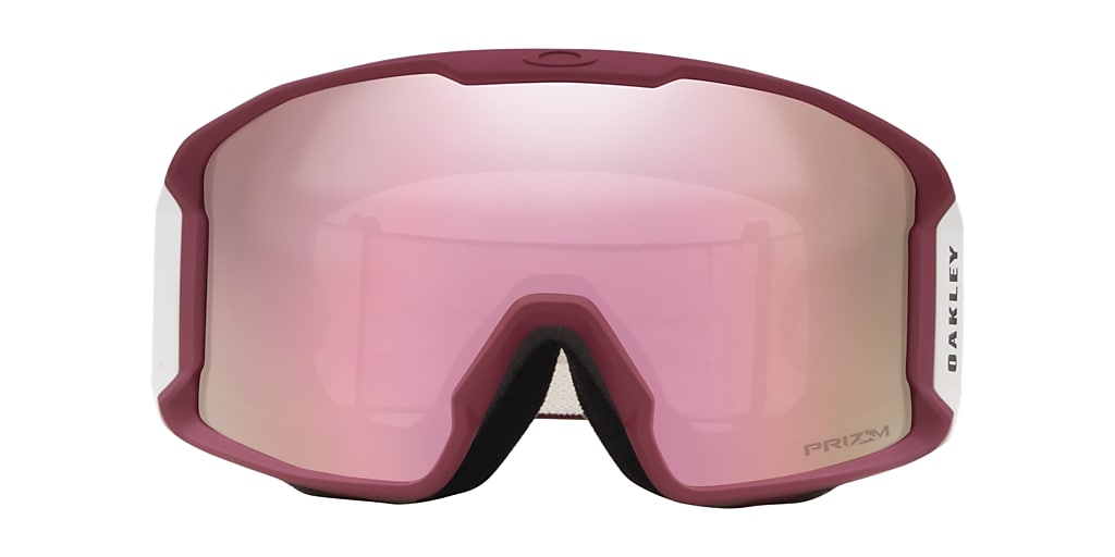 Grey OO7070 Line Miner™ Snow Goggle Pink
