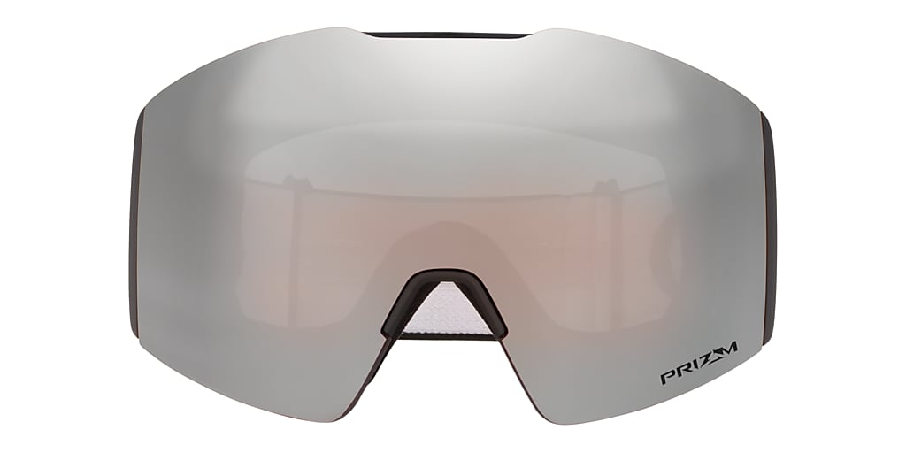 Matte Black OO7099 Fall Line XL Snow Goggle Grey-Black
