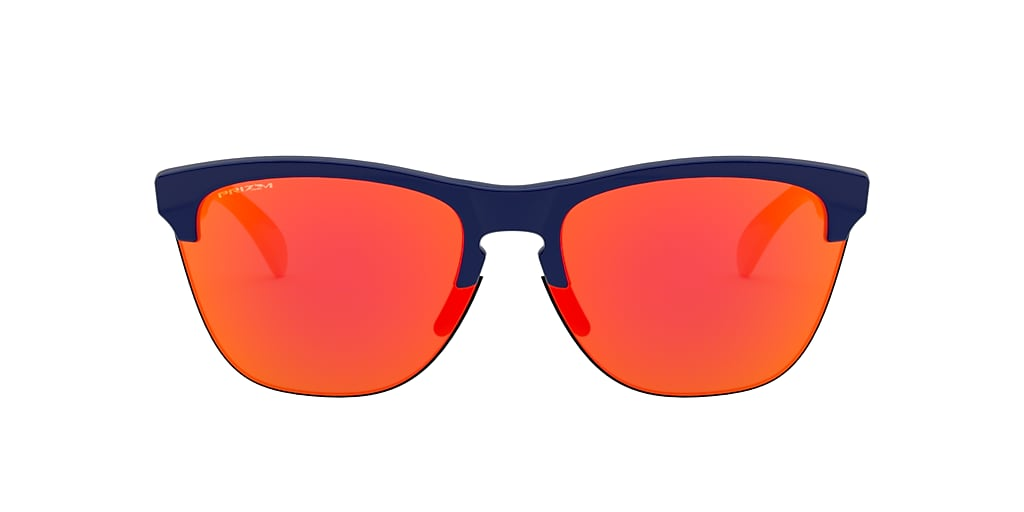 Blue OO9374 Frogskins™ Lite Red  63