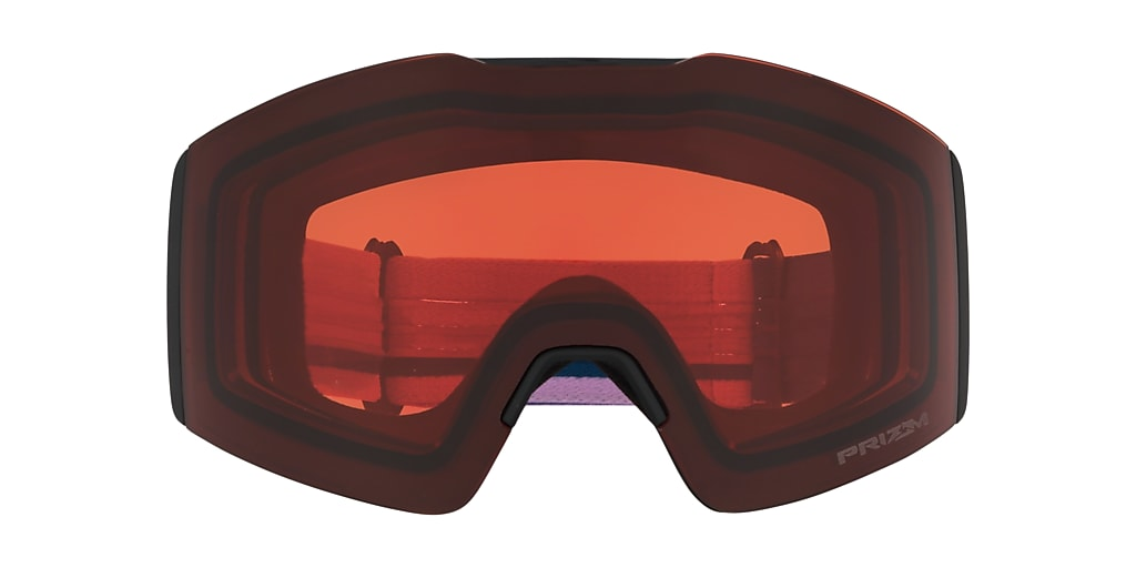 Blue OO7103 Fall Line XM Snow Goggle Pink