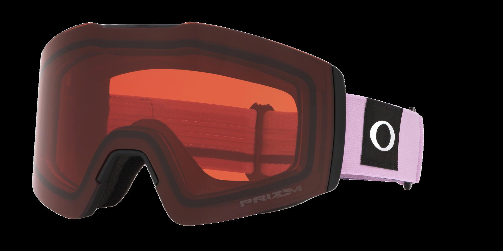 Oakley Goggles Unisex  Oo7103 Fall Line Xm Snow Goggle In Orange