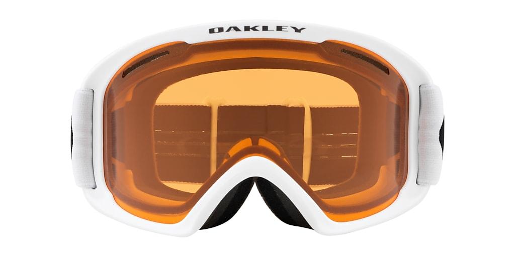 White OO7112 O-Frame® 2.0 PRO XL Snow Goggle Grey-Black
