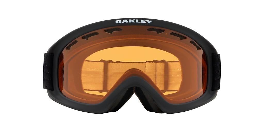 Matte Black OO7114 O-Frame® 2.0 PRO XS Snow Goggle Orange