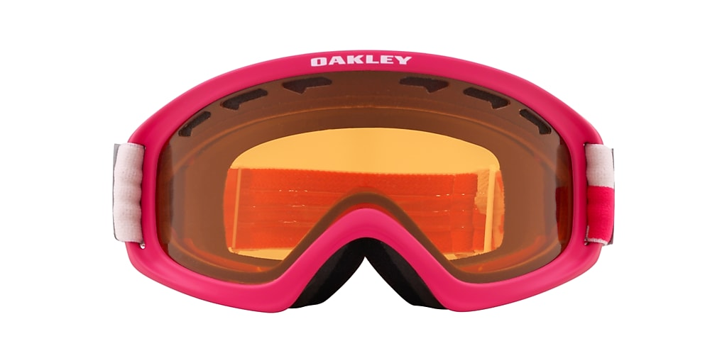 Pink OO7114 O-Frame® 2.0 PRO XS Snow Goggle Grey-Black