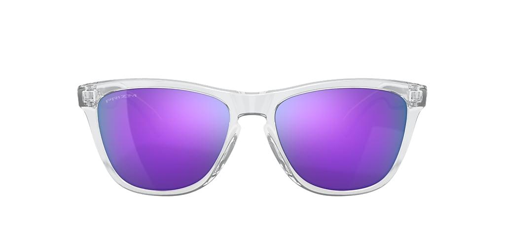 Transparent OO9013 Frogskins™ Violet  55