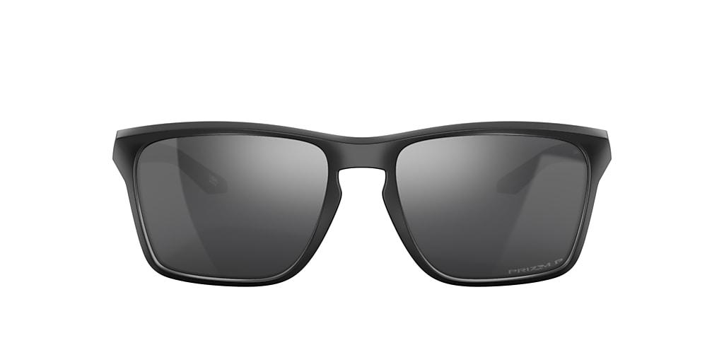 Matte Black OO9448 Sylas Grey-Black