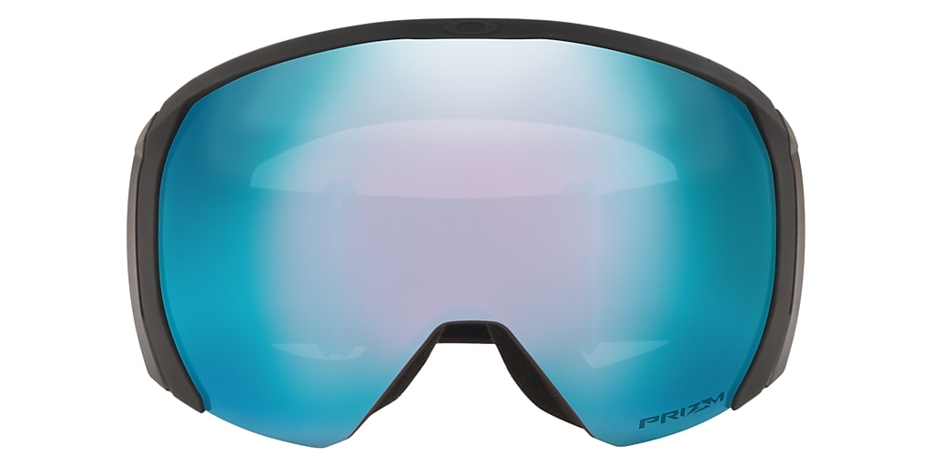Black OO7110 Flight Path XL Snow Goggle Sapphire Iridium