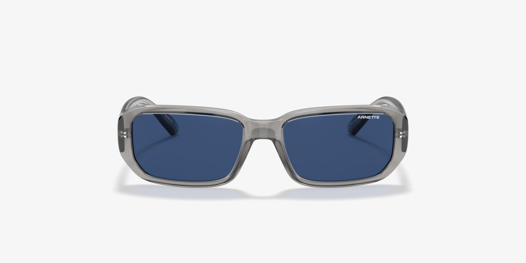 ARNETTE AN4265 265587 Transparent Yellow Grey 55 mm Men/'s Sunglasses