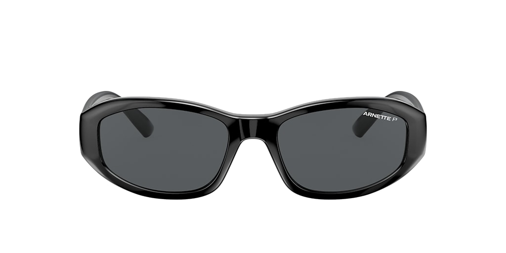 Black AN4266 POST MALONE X ARNETTE Grey-Black