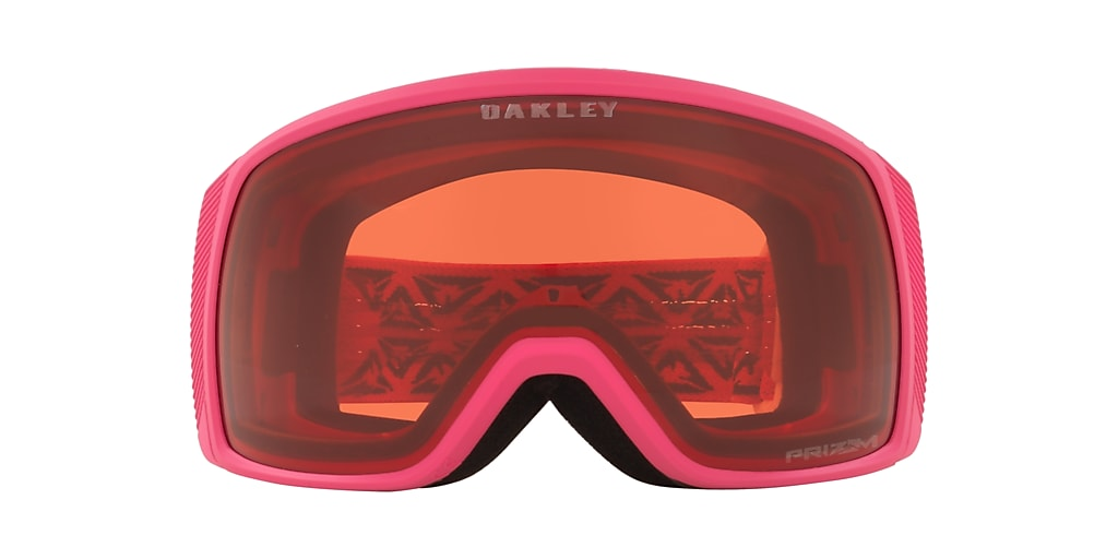 Red OO7106 Flight Tracker XS Snow Goggle Red