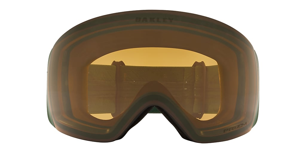 Green OO7050 Flight Deck™ Snow Goggle Orange