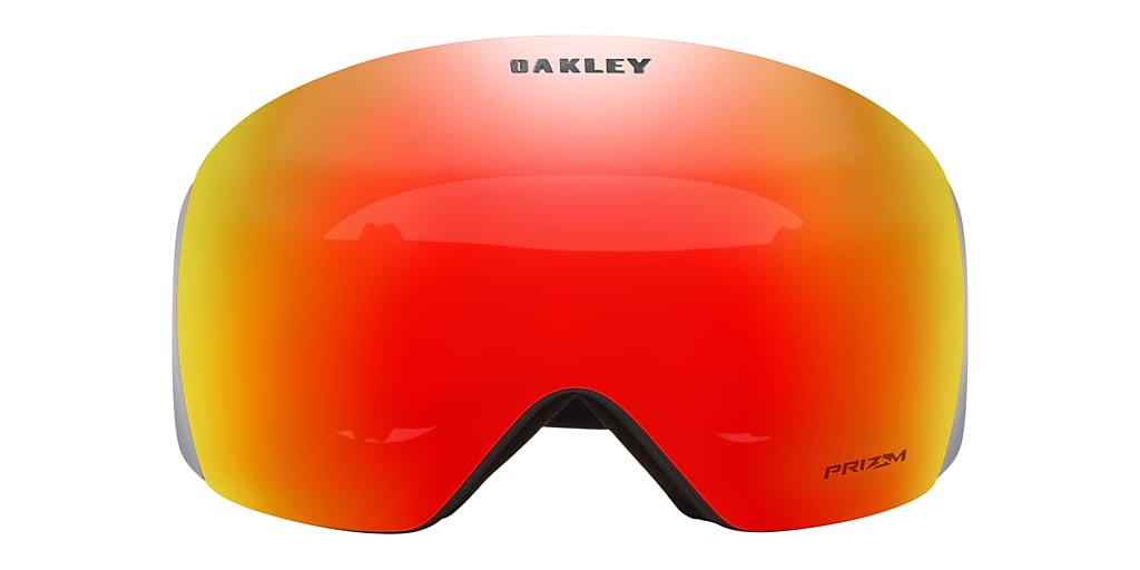 Grey OO7050 Flight Deck™ Snow Goggle Red