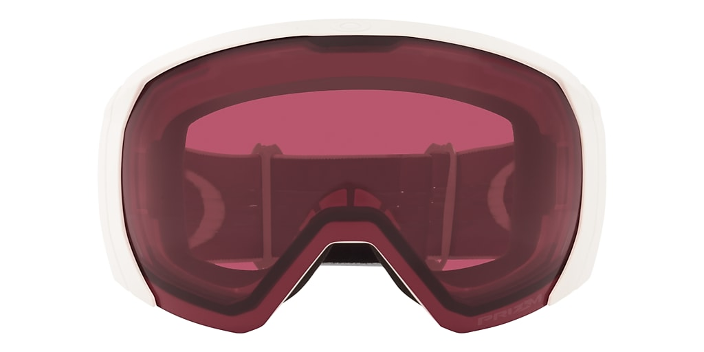 Matte White OO7110 Flight Path XL Snow Goggle Pink/Red