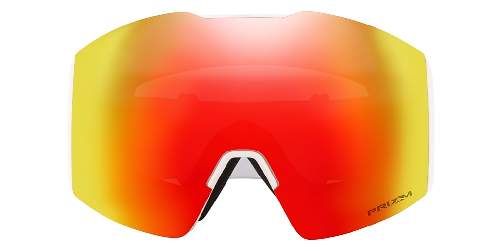 White OO7099 Fall Line XL Snow Goggle Red