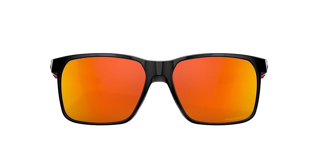 Black OO9460 Portal X Orange