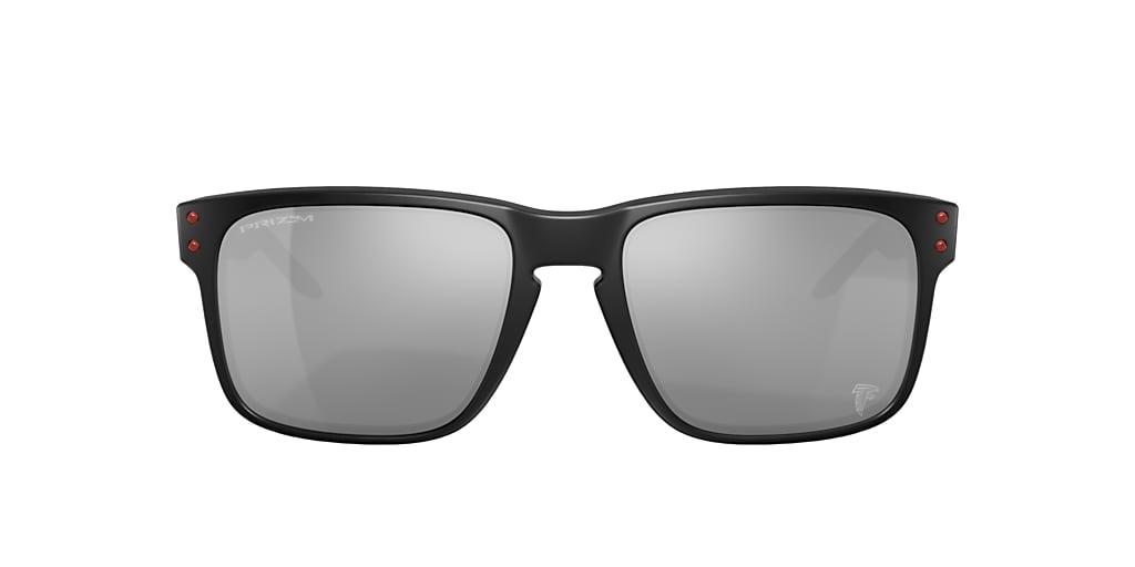 Matte Black Atlanta Falcons Holbrook™ Grey-Black