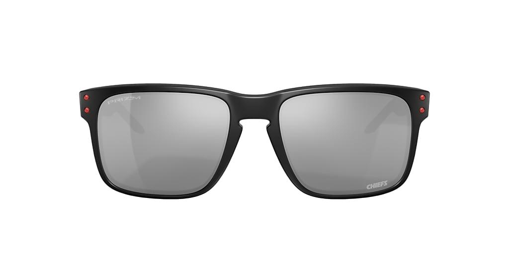 Matte Black Kansas City Chiefs Holbrook™ Grey-Black