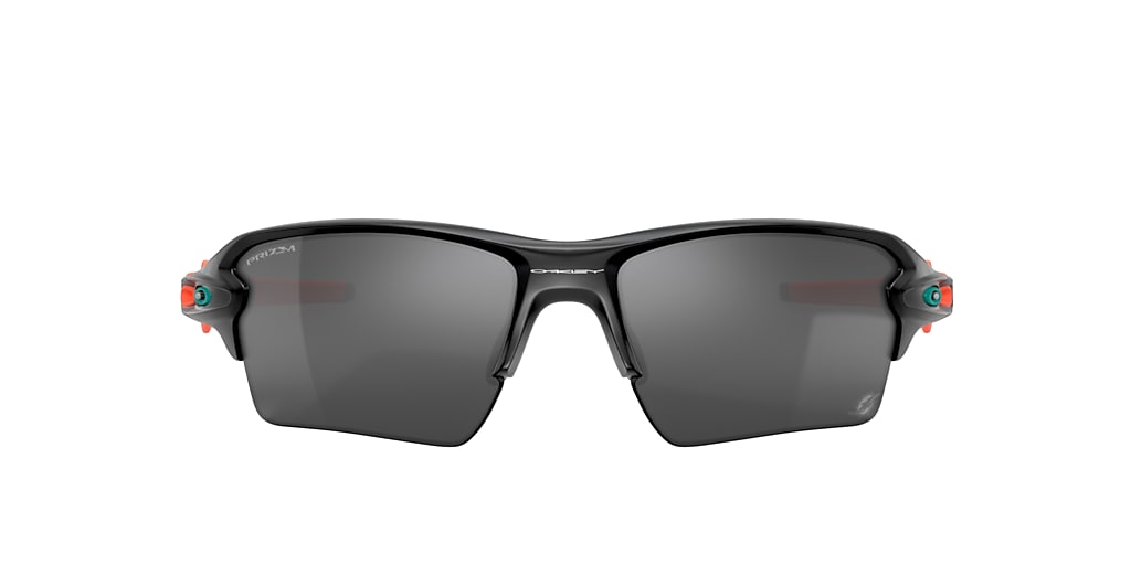 Matte Black Miami Dolphins Flak® 2.0 XL Grey-Black