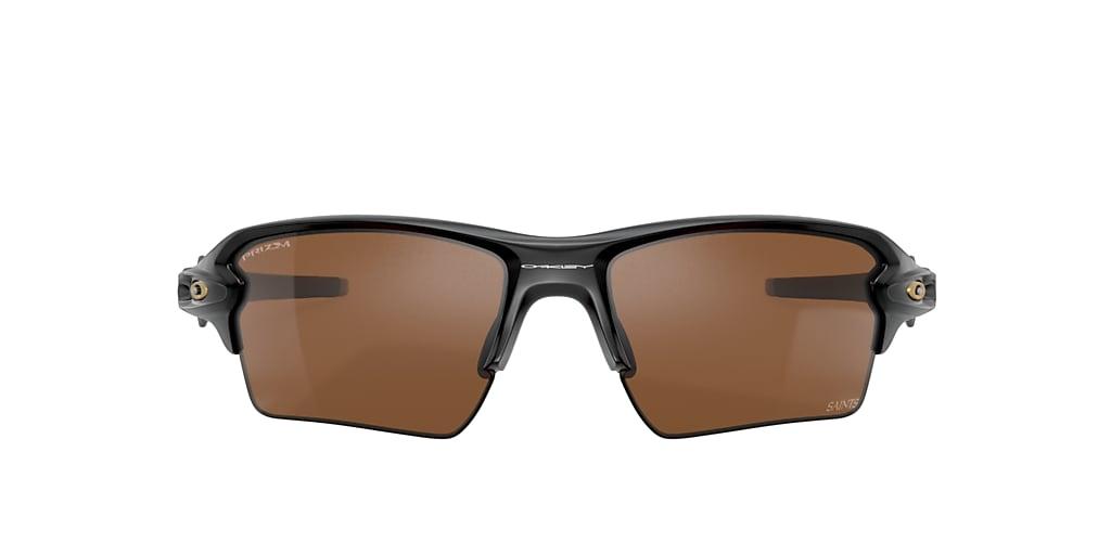 Matte Black New Orleans Saints Flak® 2.0 XL Brown