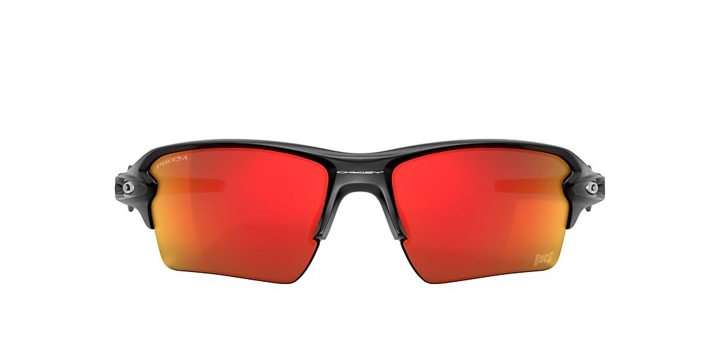 Matte Black Tampa Bay Buccaneers Flak® 2.0 XL Red