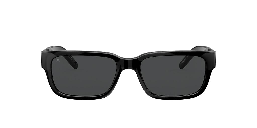 Black AN4273 POST MALONE X ARNETTE Grey-Black