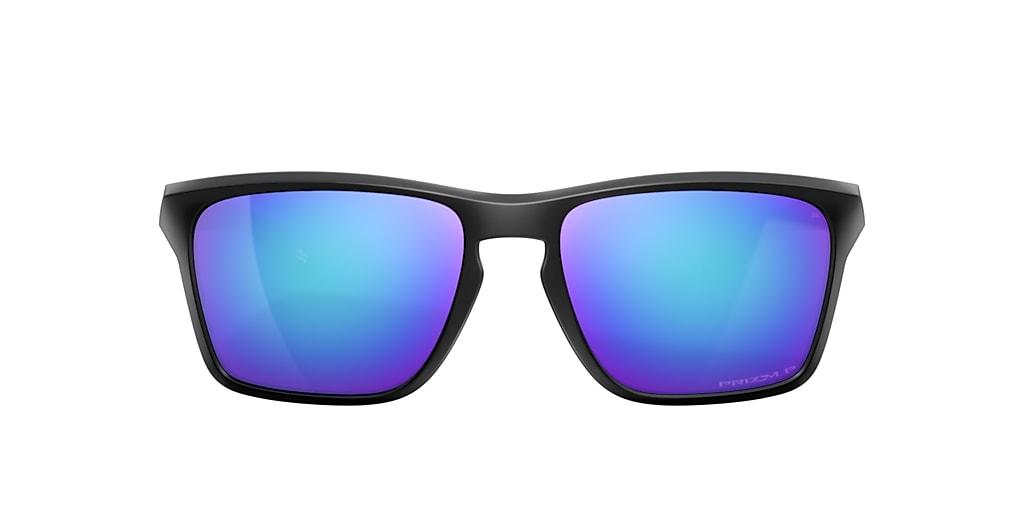 Matte Black OO9448 Sylas Blue  57