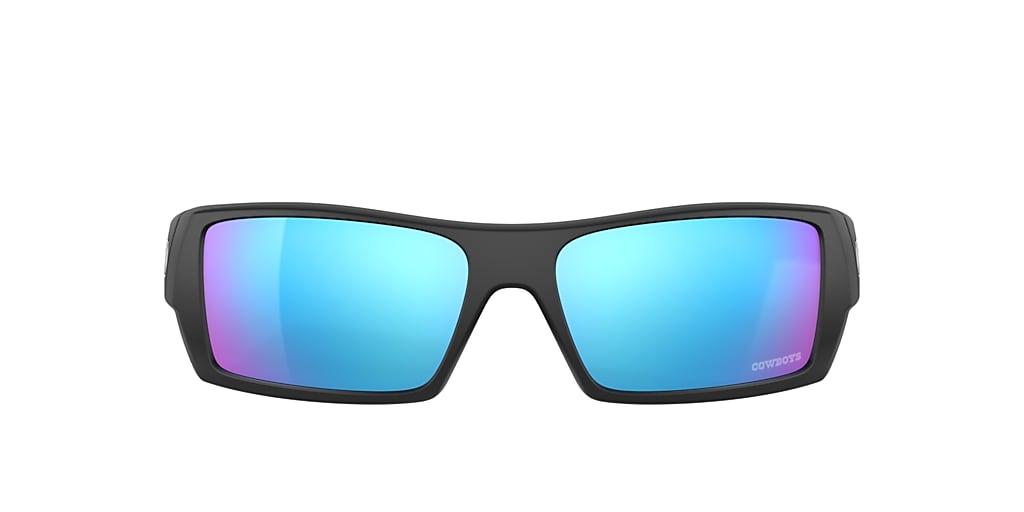 Matte Black Dallas Cowboys Gascan® Blue  60