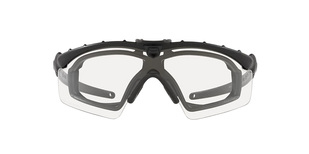 Brown OO9146 SI M Frame® 3.0 with Gasket PPE Clear