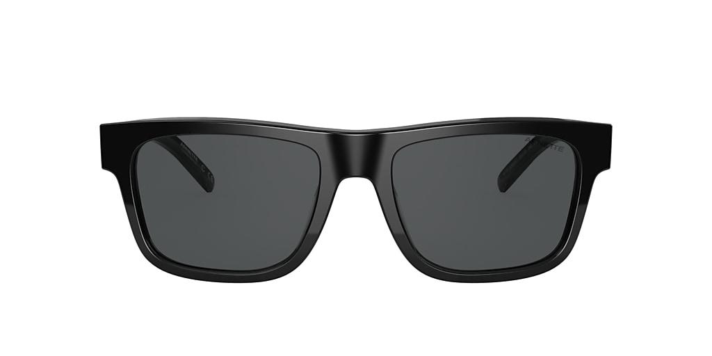 Shiny Black AN4279 POST MALONE X ARNETTE Grey-Black  0A