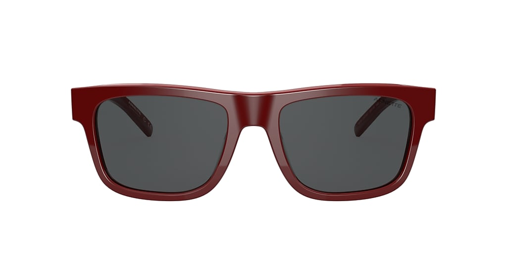 Shiny Red AN4279 POST MALONE X ARNETTE Grey-Black  0A