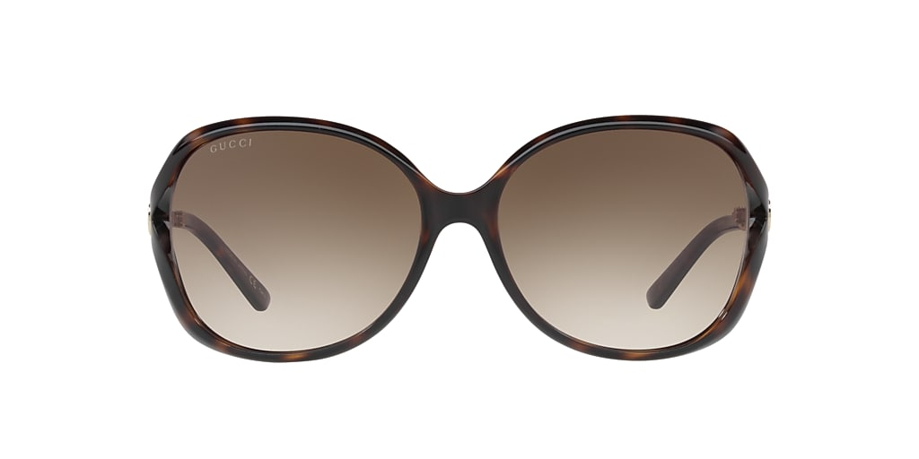 Tortoise GG0076S Brown  60