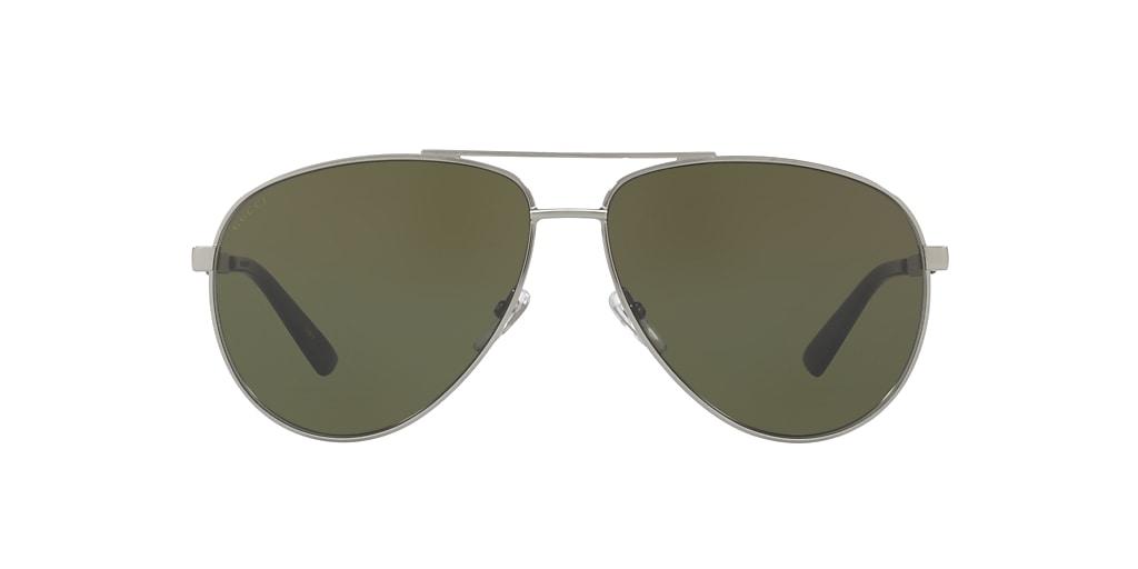 Gunmetal GG0137S Green  61