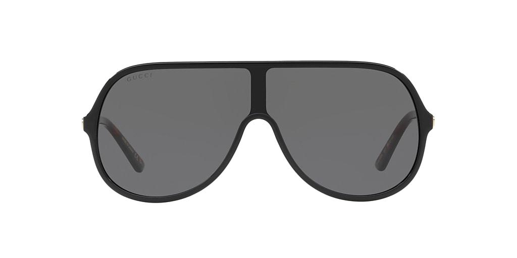 Black GG0199S Grey-Black  01