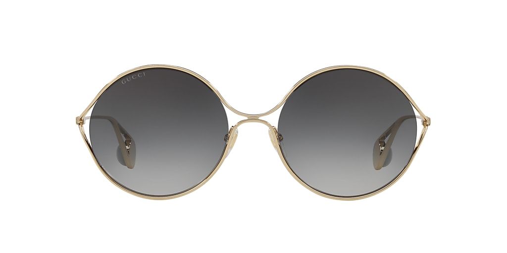 Gold Gg0253s Grey-Black  58