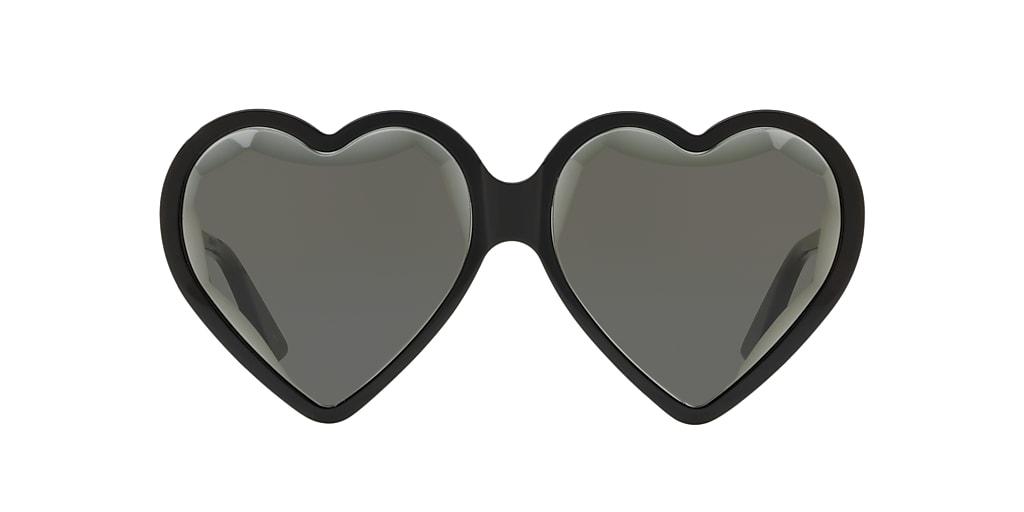 Black GG0360S Grey-Black  60