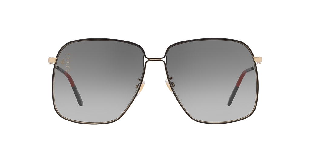 Gold Gg0394s Grey-Black  62